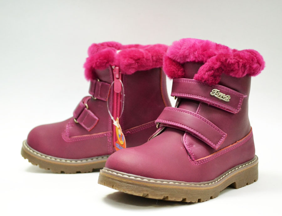 Ботинки зимние Сказка  | (27-32)
