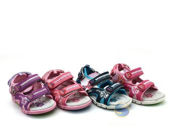 Туфли пляжные Канарейка  (21-25) |розовый