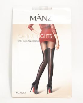 Колготки Manzi (размер L-XL)