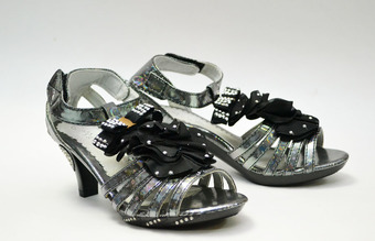 Туфли праздничные М+Д (32-37)