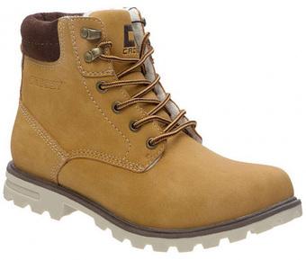 Женские ботинки с мембраной CROSBY (36-41)
