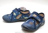 Туфли текстильные Аллигаша (20-25)