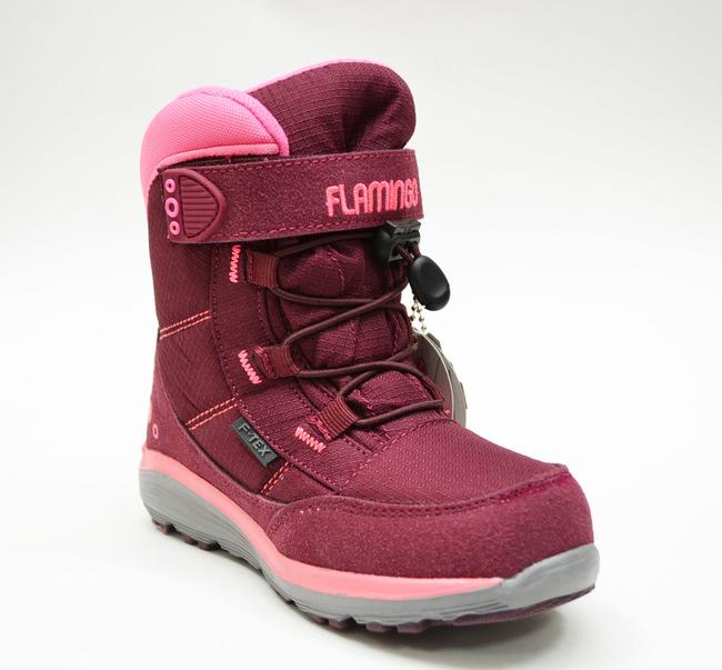 Мембранные ботинки FLAMINGO (27-32)