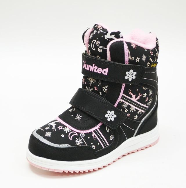 Мембранная обувь Junited (31-36)
