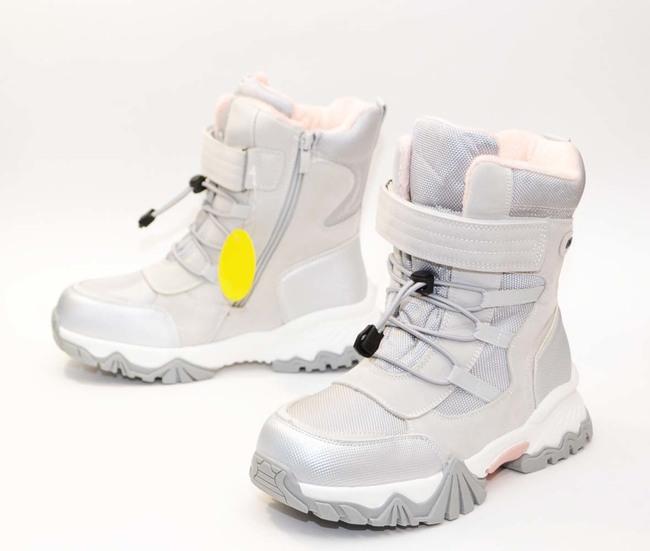 Ботинки зимние  М+Д (33-38)