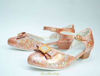 Туфли праздничные  ТОМ.М  (33-37 )