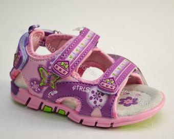 Туфли пляжные Канарейка  (21-25) |фиолетовый