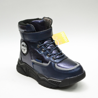 Ботинки зимние  Tom&Miki (34-39)