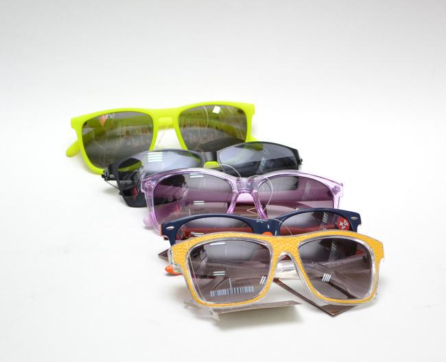 Очки солнцезащитные Лот-2 (5 штук)