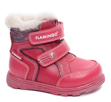 Ботинки зимние FLAMINGO  (22-27)