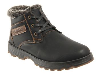 Ботинки мужские зимние In Step  (40-45)