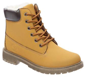 Ботинки подростковые CROSBY (32-37)