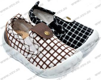 Forio текстильная обувь (20-27 ) |коричневый